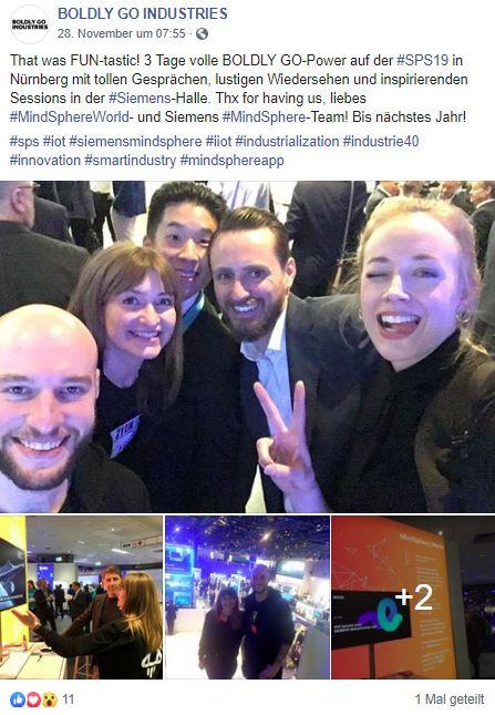 SPS 2019, Nürnberg, IoT, IIoT