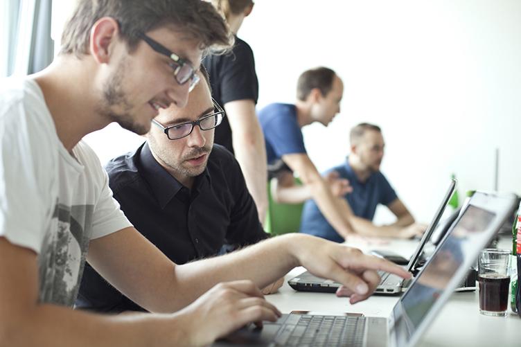 Foto - Unternehmen - Team - SAP-Spezialisten (DE)