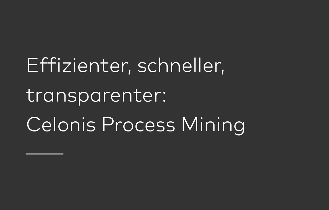 Celonis Process Mining