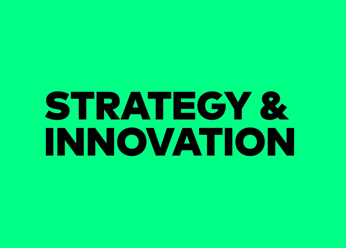Strategy & Innovation bei BOLDLY GO INDUSTRIES