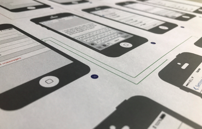 Wir kreieren digitale Anwendungen